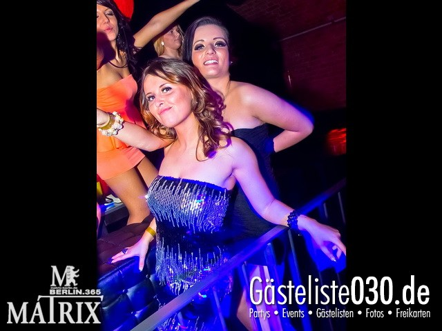 https://www.gaesteliste030.de/Partyfoto #72 Matrix Berlin vom 26.05.2012