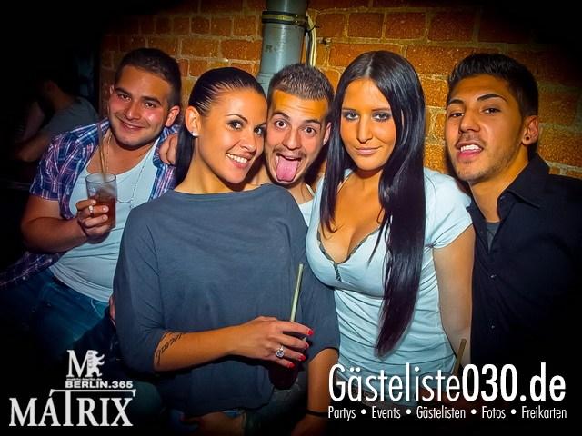 https://www.gaesteliste030.de/Partyfoto #110 Matrix Berlin vom 26.05.2012