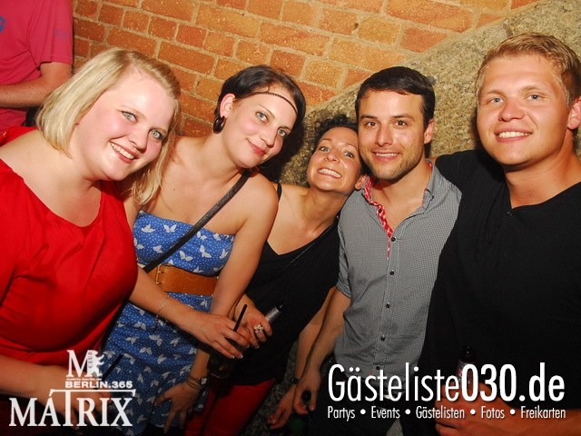 https://www.gaesteliste030.de/Partyfoto #90 Matrix Berlin vom 28.07.2012