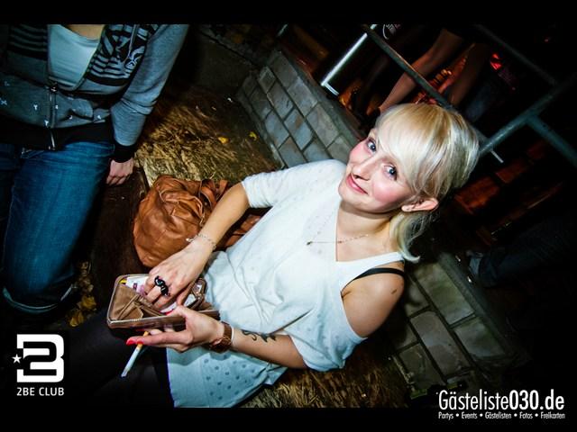 https://www.gaesteliste030.de/Partyfoto #44 2BE Club Berlin vom 20.10.2012