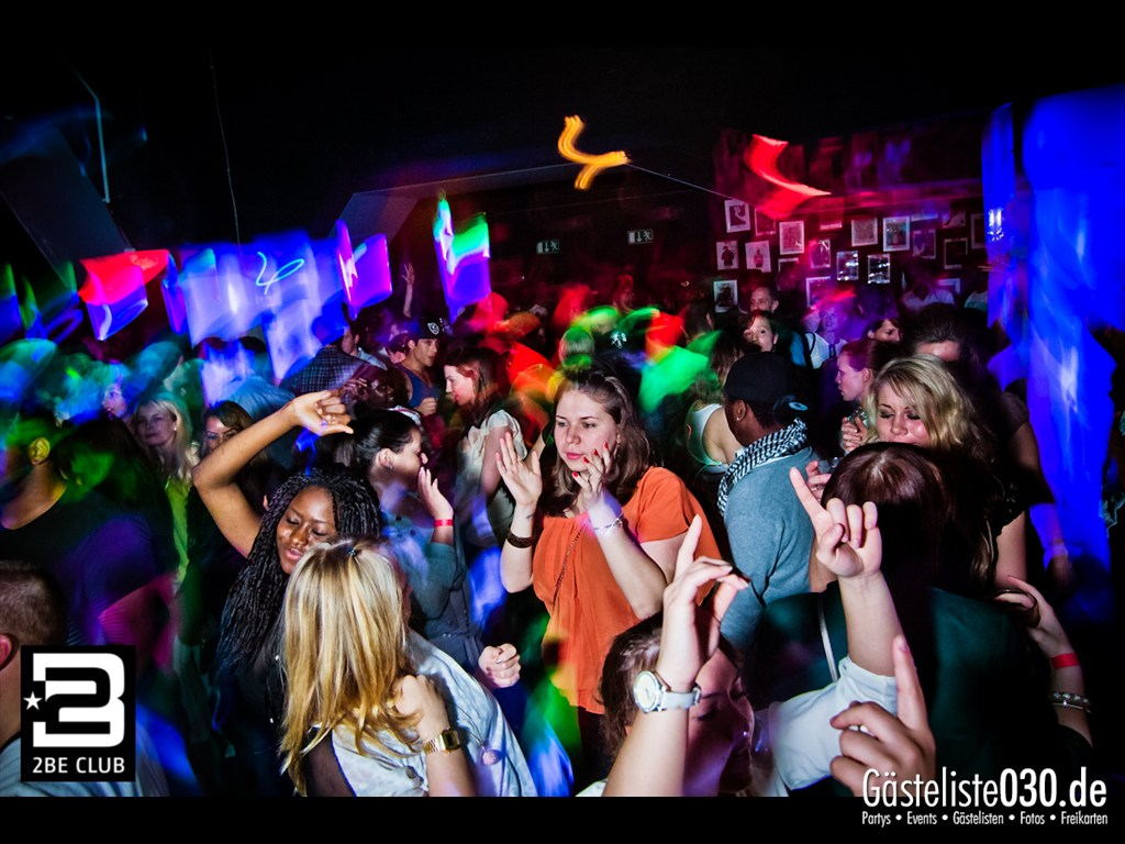 Partyfoto #48 2BE Club 20.10.2012 I Love My Place 2Be