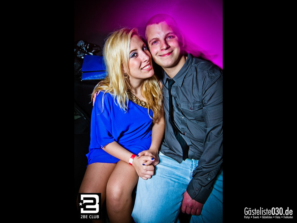 Partyfoto #50 2BE Club 20.10.2012 I Love My Place 2Be