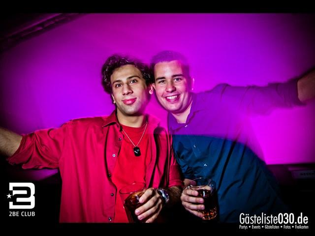 https://www.gaesteliste030.de/Partyfoto #61 2BE Club Berlin vom 20.10.2012