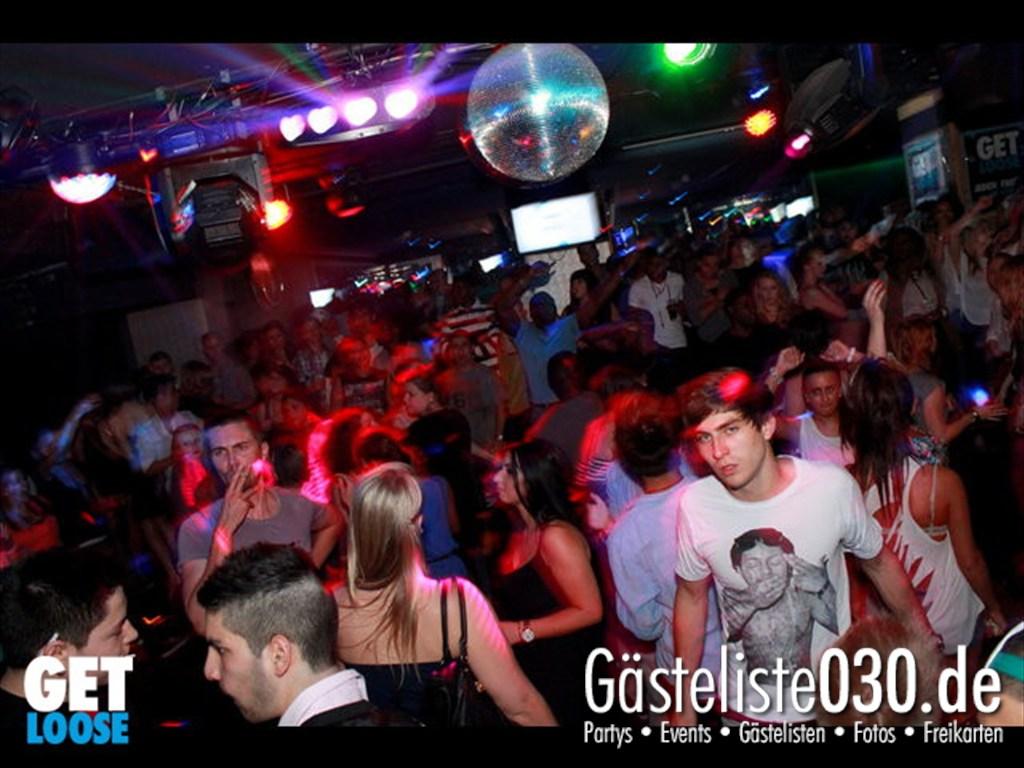 Partyfoto #48 Club R8 15.06.2012 Get Loose meets Latino Strike - The Grind
