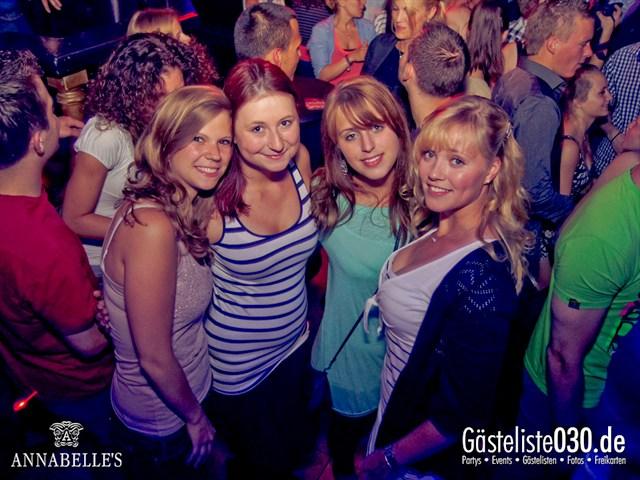 https://www.gaesteliste030.de/Partyfoto #19 Annabelle's Berlin vom 01.06.2012