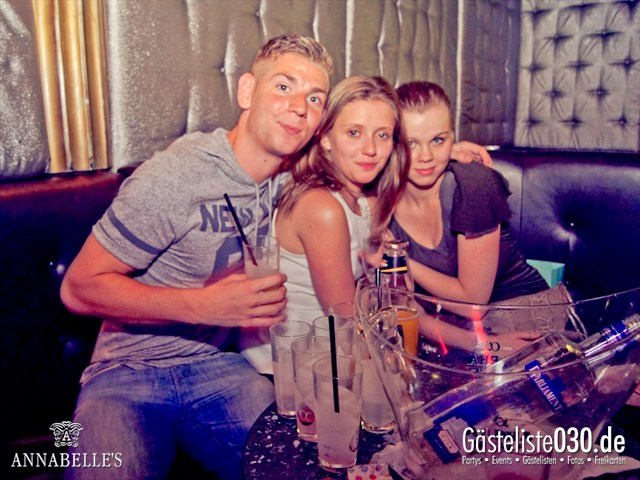 https://www.gaesteliste030.de/Partyfoto #92 Annabelle's Berlin vom 01.06.2012