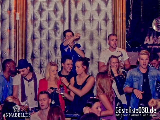 https://www.gaesteliste030.de/Partyfoto #82 Annabelle's Berlin vom 01.06.2012