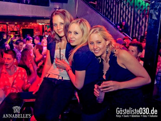 https://www.gaesteliste030.de/Partyfoto #64 Annabelle's Berlin vom 01.06.2012