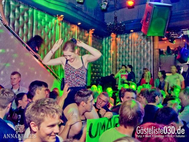 https://www.gaesteliste030.de/Partyfoto #111 Annabelle's Berlin vom 01.06.2012