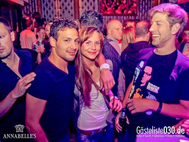 https://www.gaesteliste030.de/Partyfoto #41 Annabelle's Berlin vom 01.06.2012