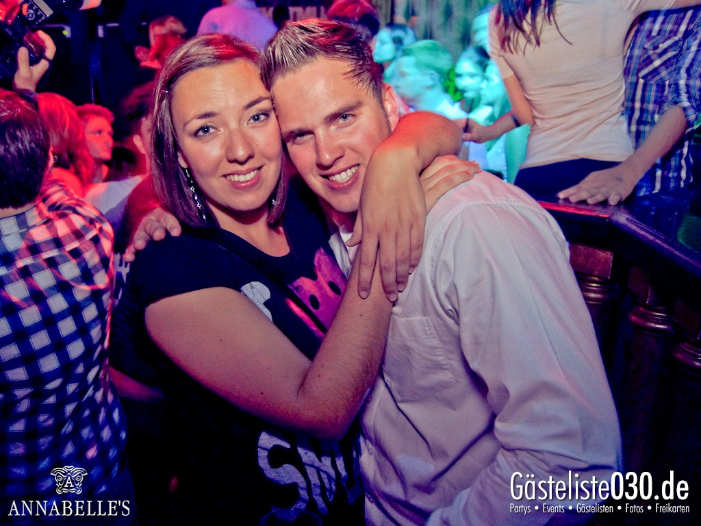 Partyfoto #49 Annabelle's 01.06.2012 Traumtanz-Nacht *Nothing But Love For You*