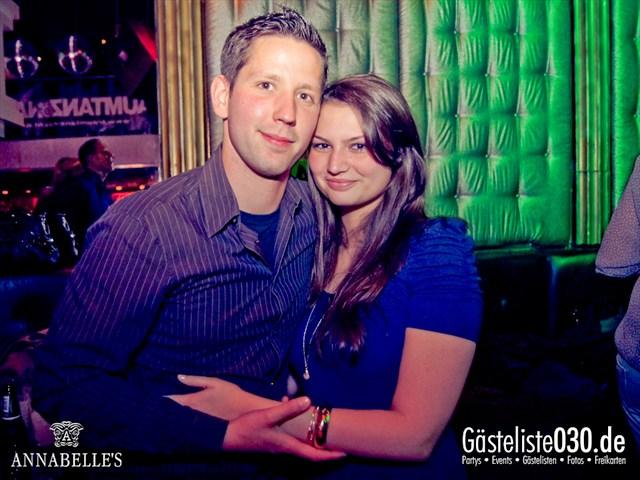 https://www.gaesteliste030.de/Partyfoto #62 Annabelle's Berlin vom 01.06.2012