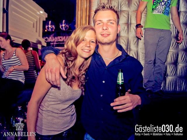 https://www.gaesteliste030.de/Partyfoto #110 Annabelle's Berlin vom 01.06.2012