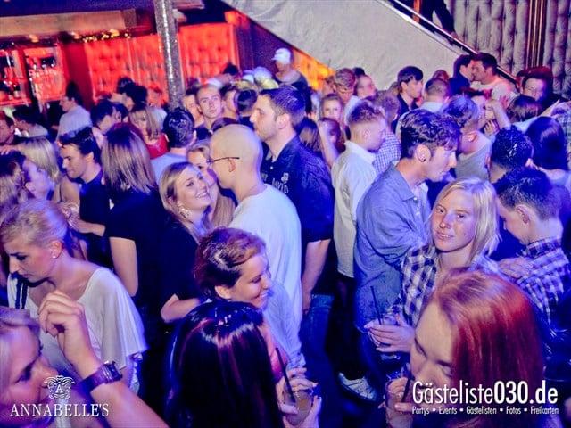 https://www.gaesteliste030.de/Partyfoto #38 Annabelle's Berlin vom 01.06.2012