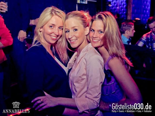 https://www.gaesteliste030.de/Partyfoto #3 Annabelle's Berlin vom 01.06.2012