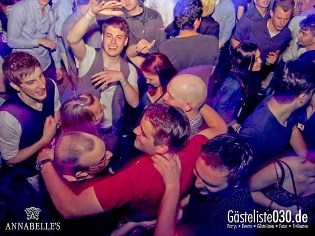 https://www.gaesteliste030.de/Partyfoto #104 Annabelle's Berlin vom 01.06.2012
