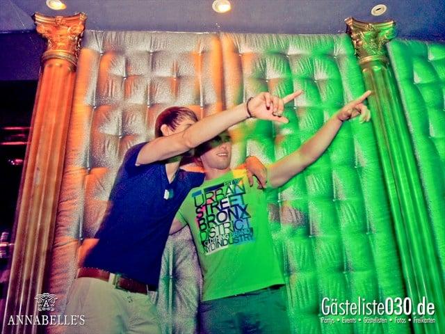 https://www.gaesteliste030.de/Partyfoto #28 Annabelle's Berlin vom 01.06.2012