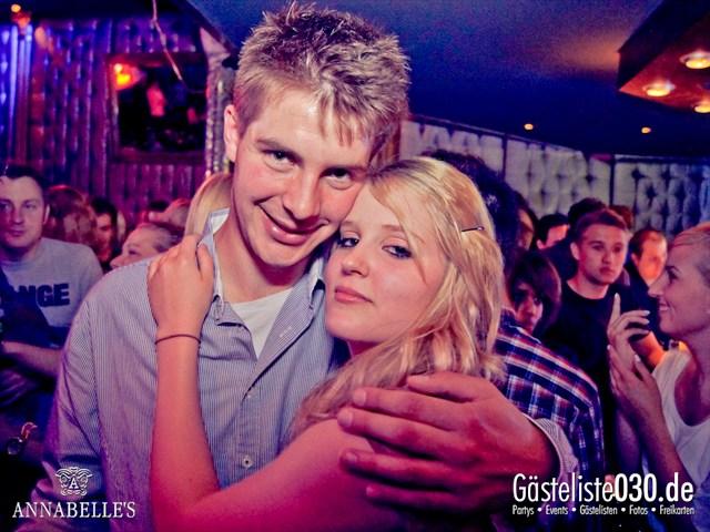 https://www.gaesteliste030.de/Partyfoto #18 Annabelle's Berlin vom 01.06.2012