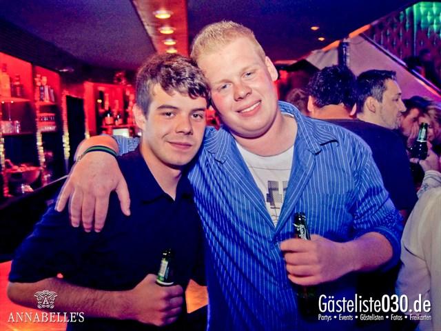 https://www.gaesteliste030.de/Partyfoto #40 Annabelle's Berlin vom 01.06.2012