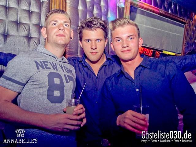 https://www.gaesteliste030.de/Partyfoto #31 Annabelle's Berlin vom 01.06.2012