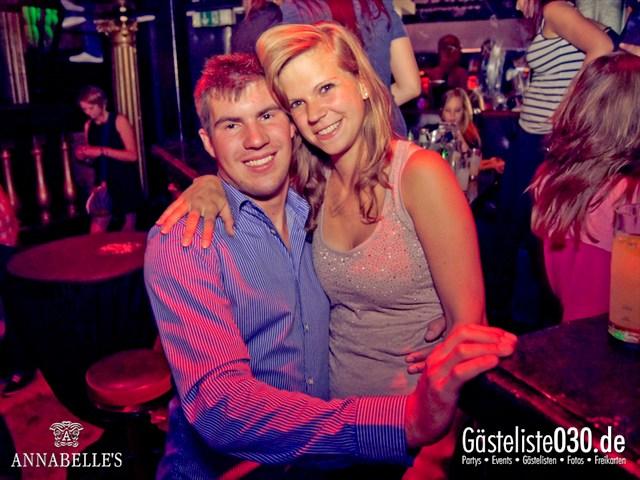 https://www.gaesteliste030.de/Partyfoto #93 Annabelle's Berlin vom 01.06.2012