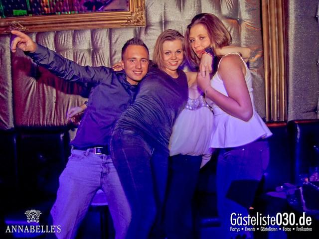 https://www.gaesteliste030.de/Partyfoto #81 Annabelle's Berlin vom 01.06.2012