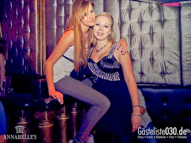 https://www.gaesteliste030.de/Partyfoto #5 Annabelle's Berlin vom 01.06.2012