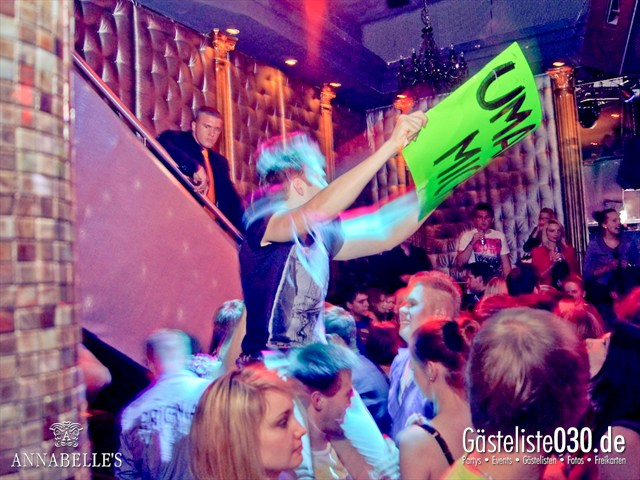 https://www.gaesteliste030.de/Partyfoto #58 Annabelle's Berlin vom 01.06.2012