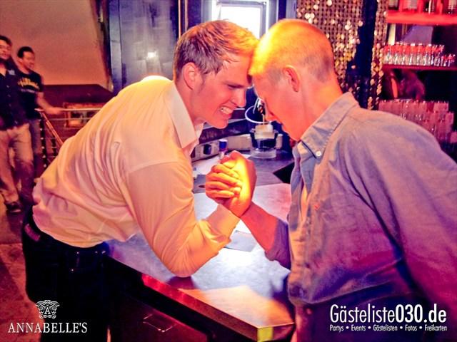 https://www.gaesteliste030.de/Partyfoto #11 Annabelle's Berlin vom 01.06.2012