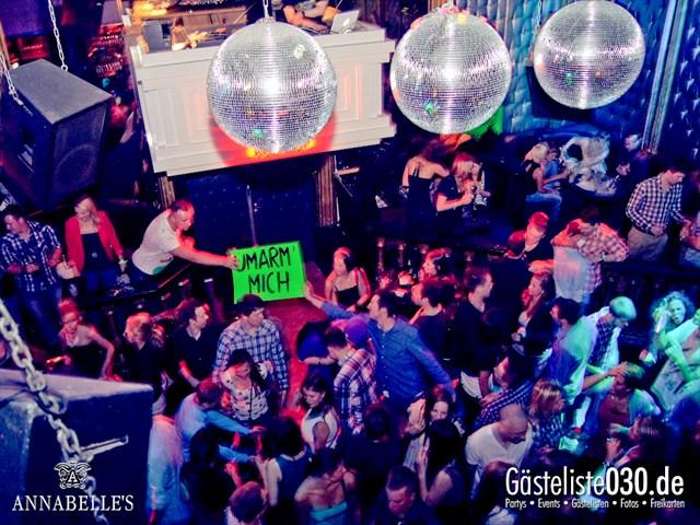 https://www.gaesteliste030.de/Partyfoto #33 Annabelle's Berlin vom 01.06.2012