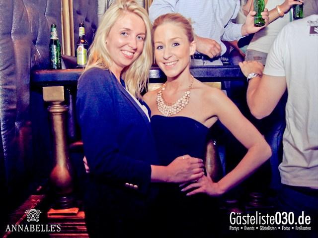 https://www.gaesteliste030.de/Partyfoto #8 Annabelle's Berlin vom 01.06.2012