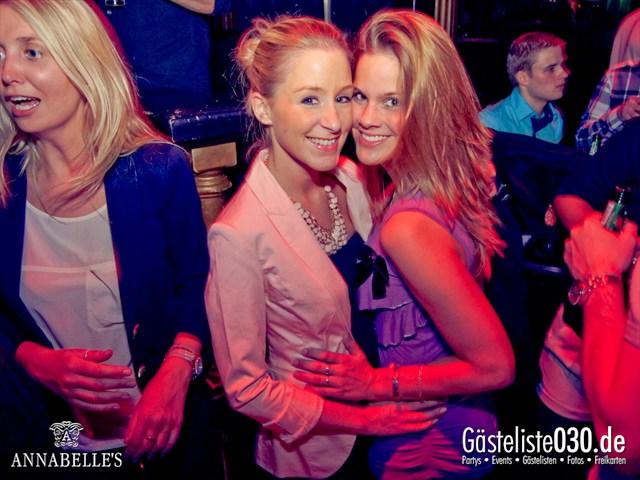 https://www.gaesteliste030.de/Partyfoto #68 Annabelle's Berlin vom 01.06.2012