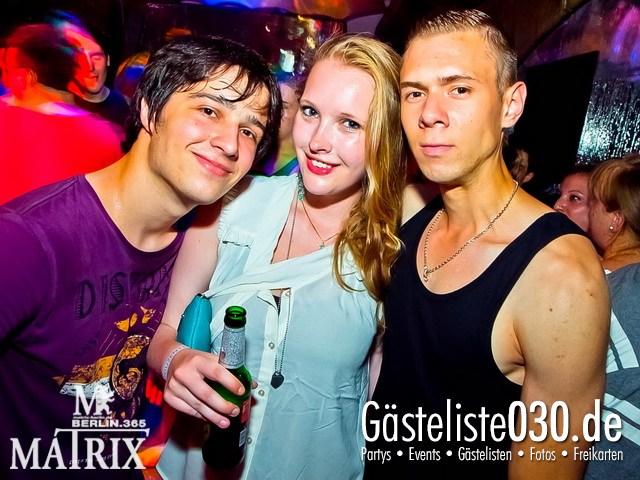 https://www.gaesteliste030.de/Partyfoto #103 Matrix Berlin vom 27.07.2012