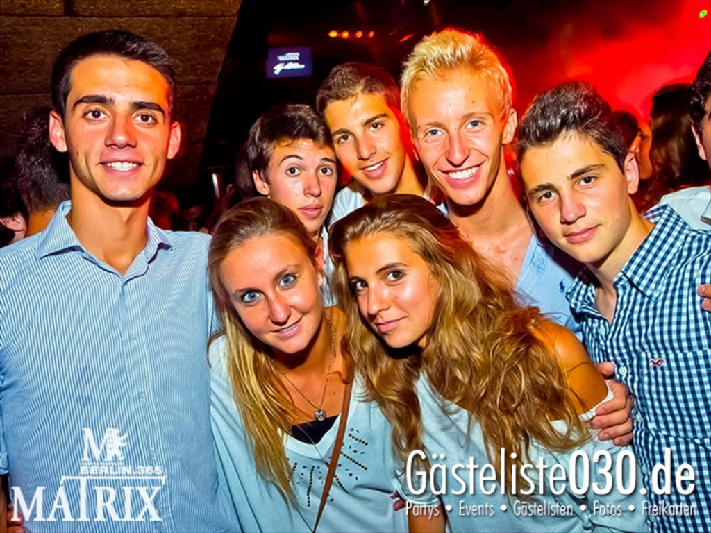 Partyfoto #50 Matrix 27.07.2012 We Love To Party