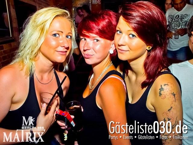 https://www.gaesteliste030.de/Partyfoto #40 Matrix Berlin vom 27.07.2012