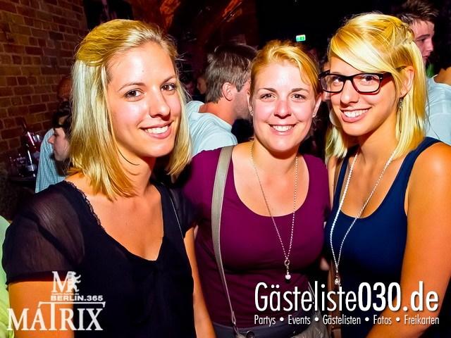 https://www.gaesteliste030.de/Partyfoto #20 Matrix Berlin vom 27.07.2012