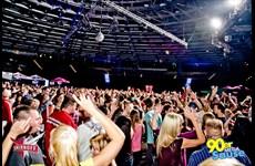 Partyfotos Velodrom 10.11.2012 Die 90er Mega Sause mit den Vengaboys *live*
