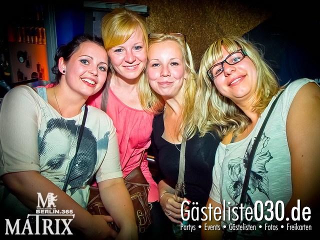https://www.gaesteliste030.de/Partyfoto #19 Matrix Berlin vom 15.06.2012