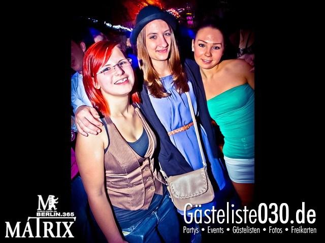 https://www.gaesteliste030.de/Partyfoto #39 Matrix Berlin vom 09.01.2013