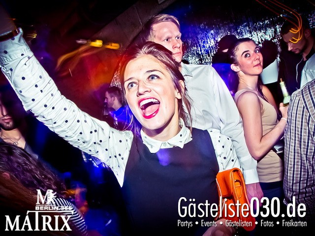 https://www.gaesteliste030.de/Partyfoto #51 Matrix Berlin vom 09.01.2013