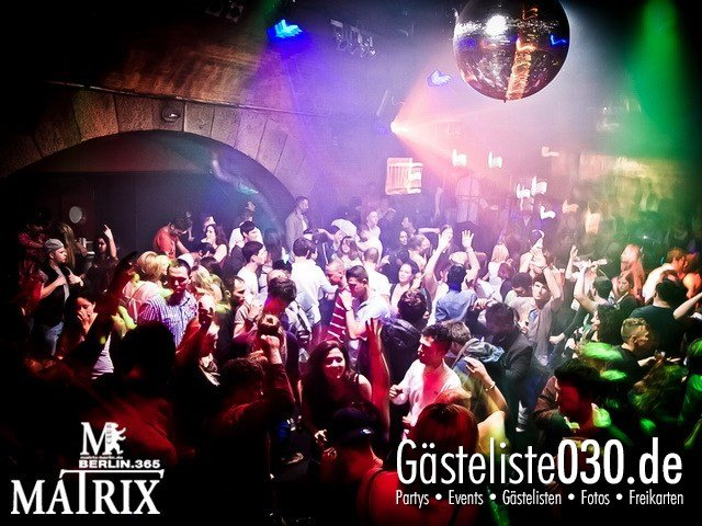 https://www.gaesteliste030.de/Partyfoto #57 Matrix Berlin vom 09.01.2013