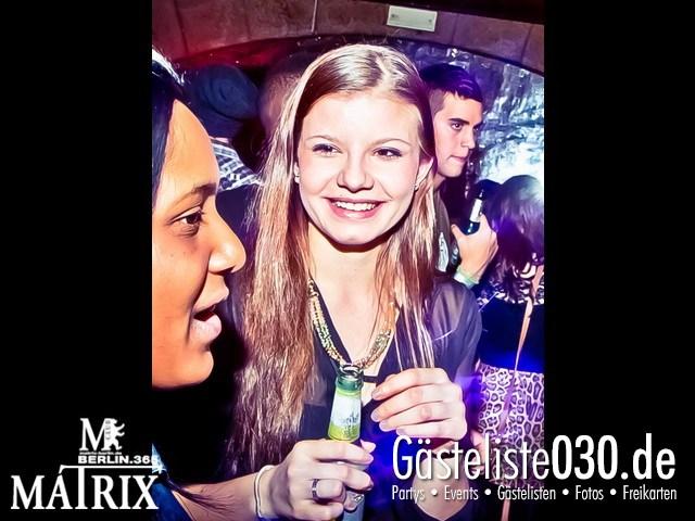 https://www.gaesteliste030.de/Partyfoto #54 Matrix Berlin vom 09.01.2013