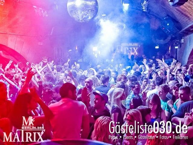 Partypics Matrix 11.07.2012 Allure