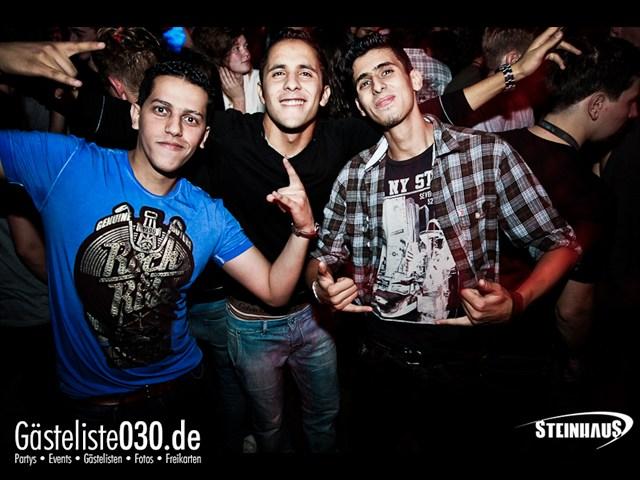 https://www.gaesteliste030.de/Partyfoto #68 Steinhaus Berlin vom 02.10.2012