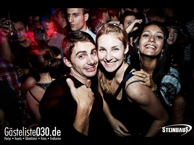 https://www.gaesteliste030.de/Partyfoto #13 Steinhaus Berlin vom 02.10.2012