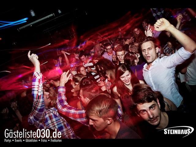 https://www.gaesteliste030.de/Partyfoto #12 Steinhaus Berlin vom 02.10.2012