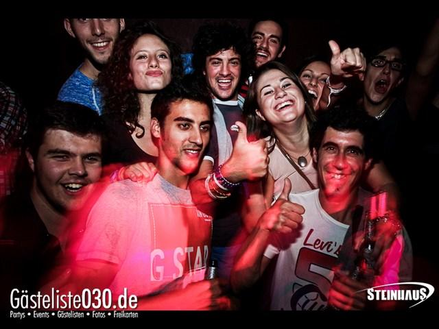 https://www.gaesteliste030.de/Partyfoto #19 Steinhaus Berlin vom 02.10.2012
