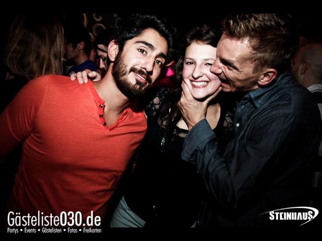 https://www.gaesteliste030.de/Partyfoto #30 Steinhaus Berlin vom 02.10.2012