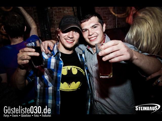 https://www.gaesteliste030.de/Partyfoto #45 Steinhaus Berlin vom 02.10.2012