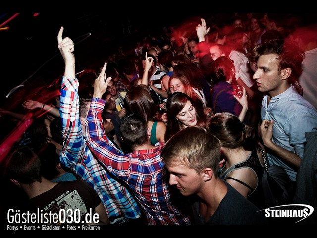 https://www.gaesteliste030.de/Partyfoto #9 Steinhaus Berlin vom 02.10.2012